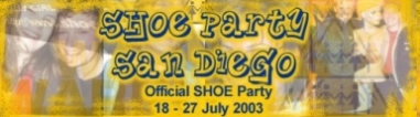 SHOE Party San Diego